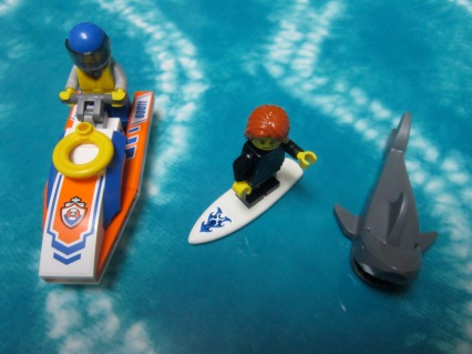 Lego Water Rescue